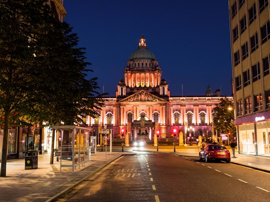 Ulster Reform Club - Northern Ireland