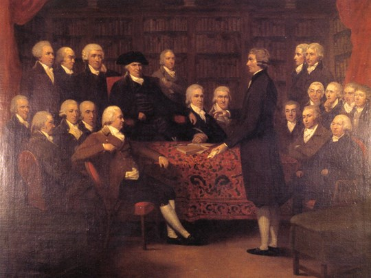 The Founders Picture 1800