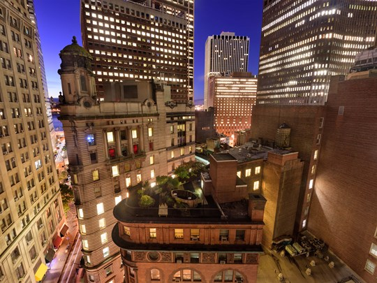 The Yale Club NYC - USA